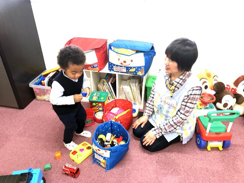 託児室の画像